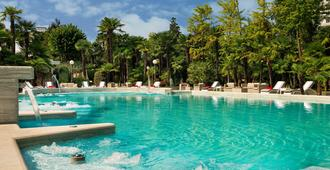 Abano Grand Hotel - Abano Terme - Piscina