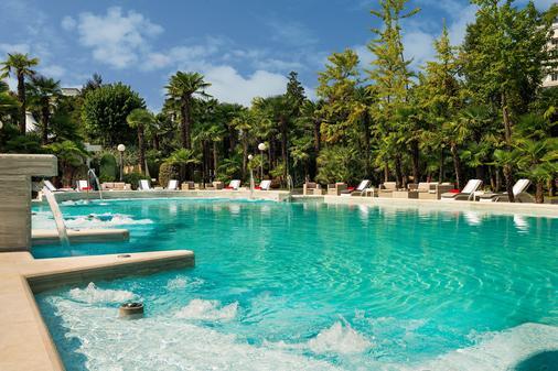 Abano Grand Hotel - Abano Terme - Pool