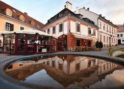 Hotel Senator-Haz Eger - Eger - Gebouw