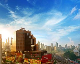 Sunway Putra Hotel, Kuala Lumpur - Kuala Lumpur - Building