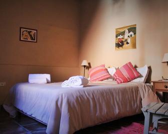 Hostal Antigua Tilcara - Tilcara - Bedroom