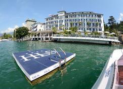 Hotel Lido Seegarten - Lugano - Building