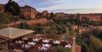 Hotel Athena - Siena - Outdoor view