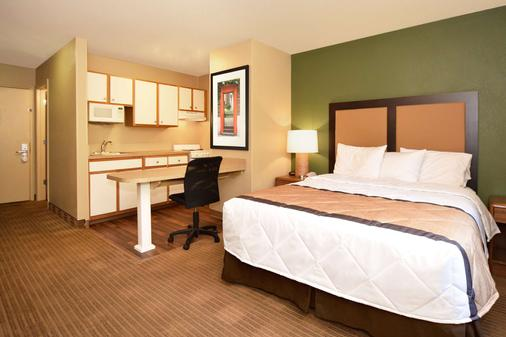 Extended Stay America - Fort Worth - Southwest - Fort Worth - Schlafzimmer