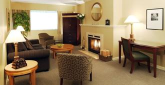 Rosellen Suites At Stanley Park - Vancouver - Olohuone