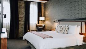 Hewing Hotel - Minneapolis - Schlafzimmer