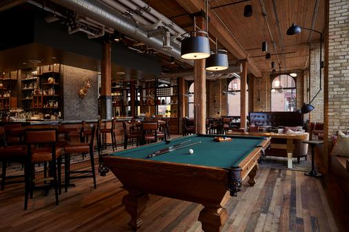 Hewing Hotel - Minneapolis - Bar