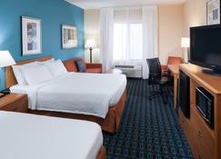 Fairfield Inn & Suites Ruston - Ruston - Bedroom
