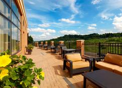 Courtyard by Marriott Pittsburgh Airport Settlers Ridge - Pittsburgh - Balcon