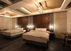 Brown Hotel - Taegu - Sovrum