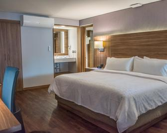 Holiday Inn Express Morelia - Морелія - Bedroom