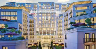 CVK Park Bosphorus Hotel Istanbul - Istanbul - Bangunan