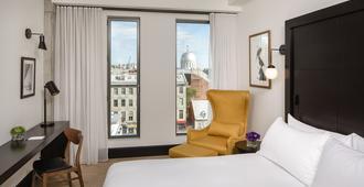 Hotel William Gray - Montreal - Bedroom