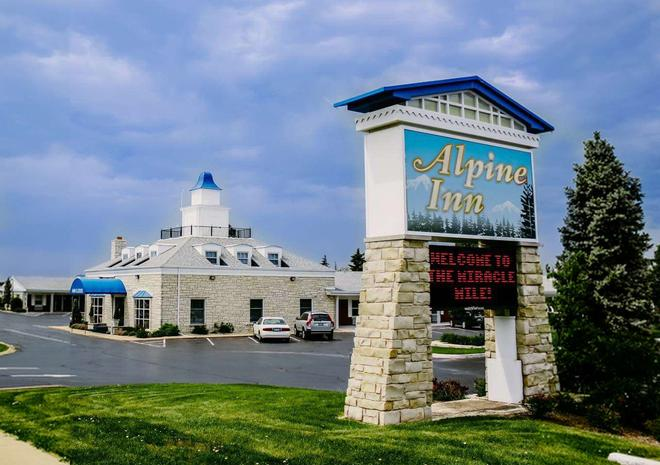 Alpine Inn Rockford - Rockford - Building