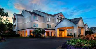 Springhill Suites Memphis East / Galleria - Μέμφις - Κτίριο