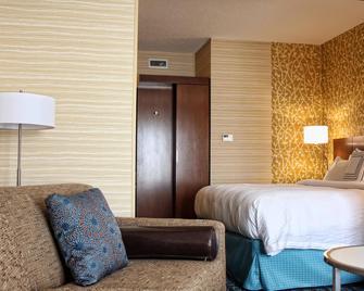 Fairfield Inn & Suites by Marriott Reading Wyomissing - Редінг - Bedroom