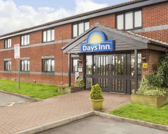 Days Inn by Wyndham Sheffield M1 - Sheffield - Gebouw
