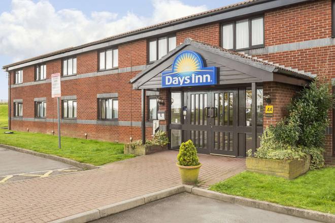 Days Inn by Wyndham Sheffield M1 - Sheffield - Building