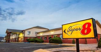 Super 8 by Wyndham Grants - Grants - Building