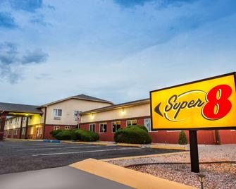 Super 8 by Wyndham Grants - Grants - Building