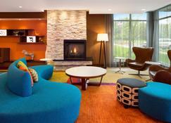 Fairfield Inn & Suites Akron Fairlawn - Akron - Lounge