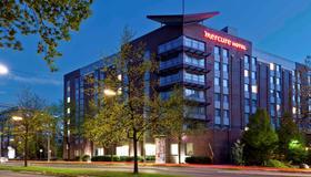 Mercure Hotel Hamburg am Volkspark - Hamburgo - Edificio