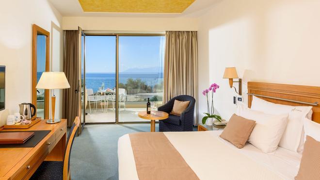 Alexander Beach Hotel & Spa - Alexandroúpoli - Bedroom