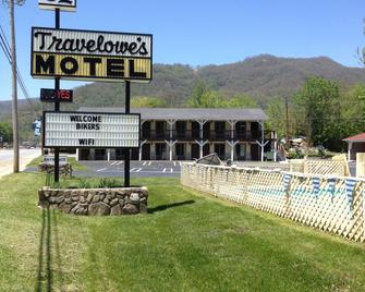 Travelowe's Motel - Maggie Valley - Gebäude