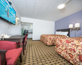 Downtown Motel - Gaylord - Bedroom