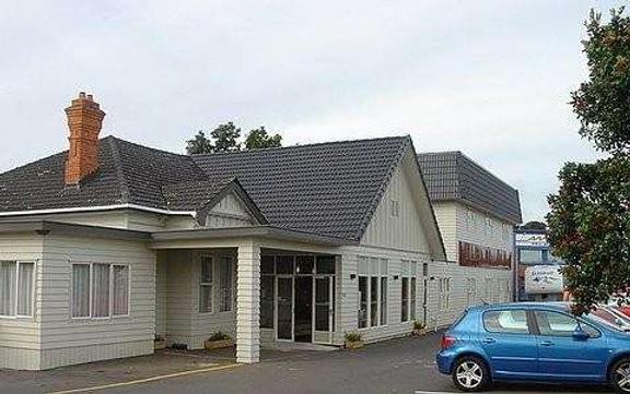 540 on Great South Motel - Auckland - Rakennus