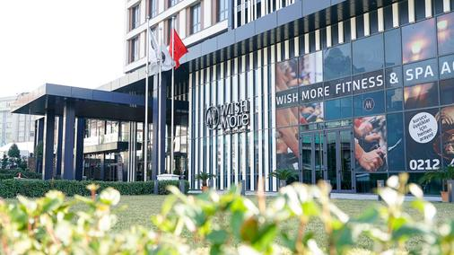 Wish More Hotel Istanbul - İstanbul - Bina