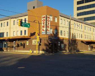 Beaver Hotel - North Battleford - Edificio