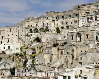 Sextantio Le Grotte Della Civita - Matera - Edificio