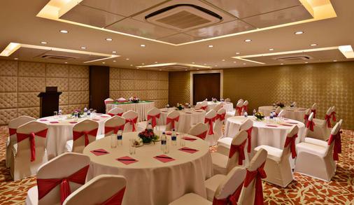 Country Inn & Suites by Radisson Goa Panjim - Panaji - Sảnh yến tiệc