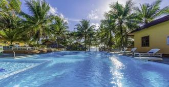 海之星度假飯店 - 富國 - 游泳池