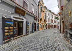 Riverside - Český Krumlov - Vista del exterior