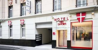 ホテル デ サヴォワ - リヨン - 建物