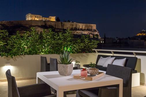 Divani Palace Acropolis - Atenas - Balcón