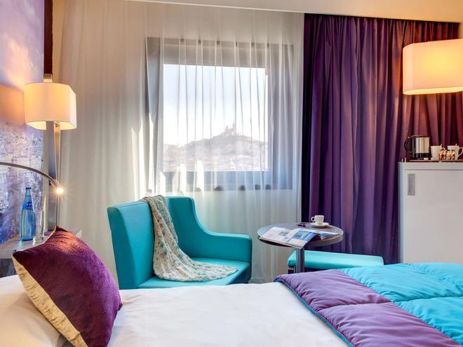 Hôtel Mercure Marseille Centre Vieux-Port - Marsiglia - Camera da letto