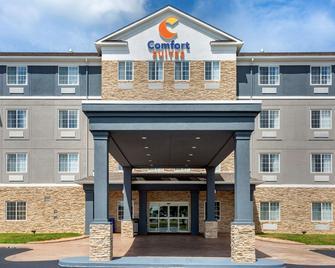 Comfort Suites - Clarksville - Building