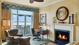 Harbourview Inn - Charleston - Stue