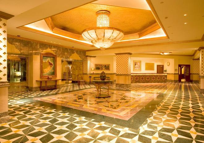 Grand Hyatt Muscat - Μουσκάτ - Σαλόνι ξενοδοχείου