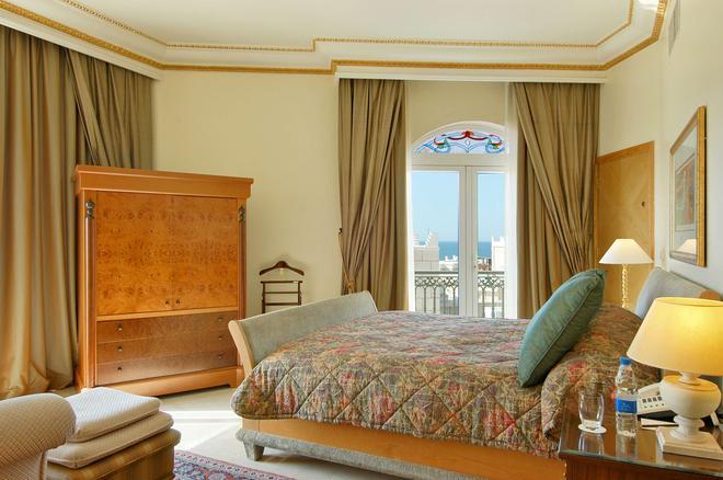 Grand Hyatt Muscat - Μουσκάτ - Κρεβατοκάμαρα