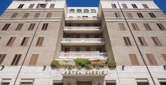 Hotel Clodio - Рим - Здание