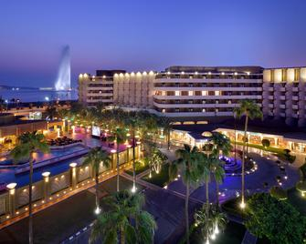Intercontinental Jeddah - Djedda - Building
