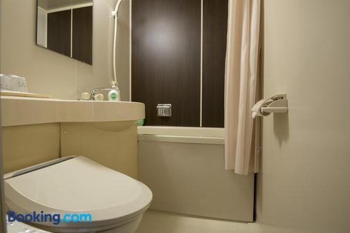 騰碧瑤旅館 - 奈良 - 奈良市 - 浴室