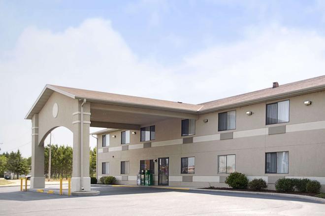 Super 8 by Wyndham Park Rapids - Park Rapids - Edificio