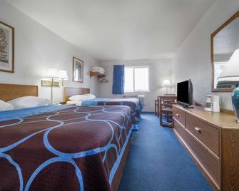 Super 8 by Wyndham Park Rapids - Park Rapids - Bedroom