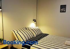 非清邁旅舍 - 清邁 - 臥室