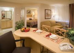 Candlewood Suites Paducah - Paducah - Sala de jantar